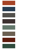 Iridak Roofing Color Chart